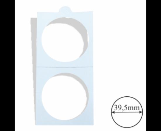 Cartoane pentru monede Ø 39,5