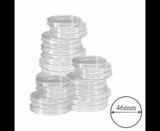Capsule pentru monede Ø 46