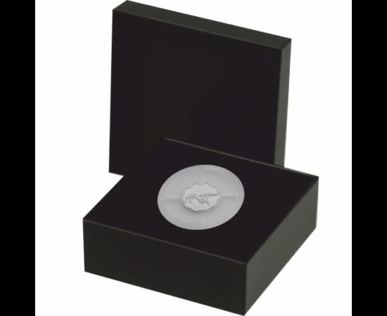 Cutie pentru monede în capsulă rotundă (1 x capsulă Ø 46 mm)