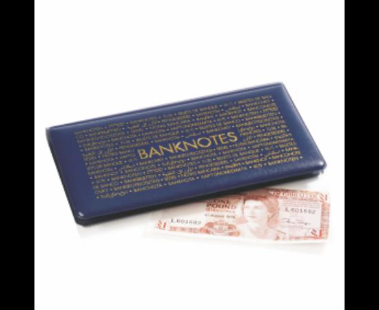 Album de buzunar pentru bancnote