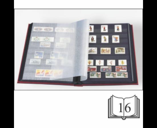 Clasor timbre BASIC 16 pagini