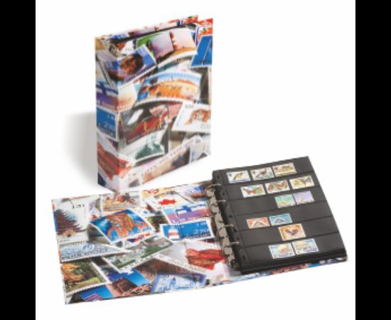 Album OPTIMA color, decorat cu timbre