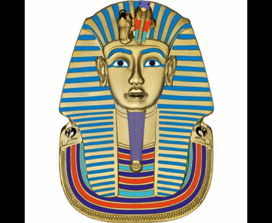 // 2 cedi, Ghana, 2020 // - Misterele piramidelor, blesteme antice, zeităţi, faraoni, mumii şi o bogăţie de nedescris. Egiptul Antic va mişca fantezia celor pasionaţi de istorie. Ceea ce nu este de mirare, ţinând cont de numărul redus al civilizaţiilor ve