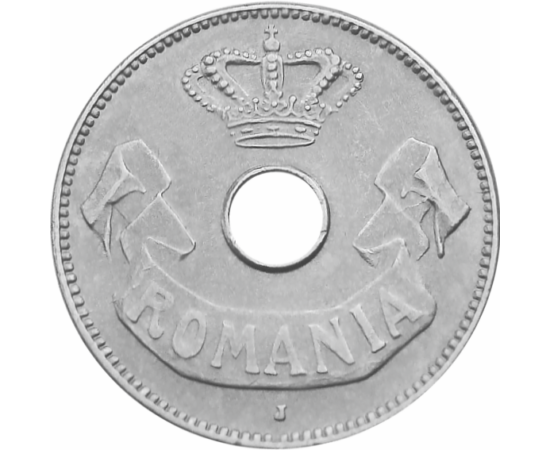 10 bani, Carol I, 1905-1906 România