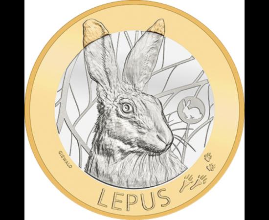 // 10 franci, Elveţia, 2020 // - În apropierea Paştelui, copiii aşteaptă cu nerăbdare iepuraşul care aduce ouă pascale. Atât iepurele, cât şi ouăle sunt simboluri ale primăverii, ale naturii ce învie şi ale fertilităţii. Poate nu întâmplinător, primăvara