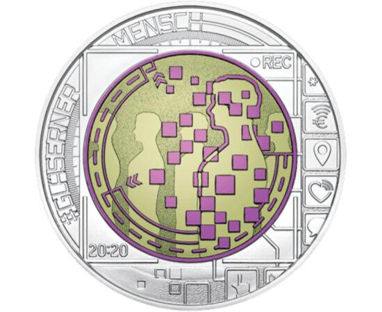 25 euro, Big Data,Ag-Niob,2020 Austria