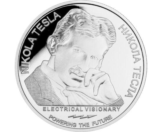 // 100 dinari, argint de 999,9/1000, Serbia, 2020 // -
