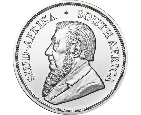 // 1 krugerrand, argint de 999/1000, Republica Africa de Sud // -