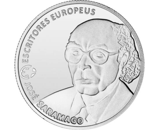 2,5 euro, J. Saramango, 2013 Portugalia