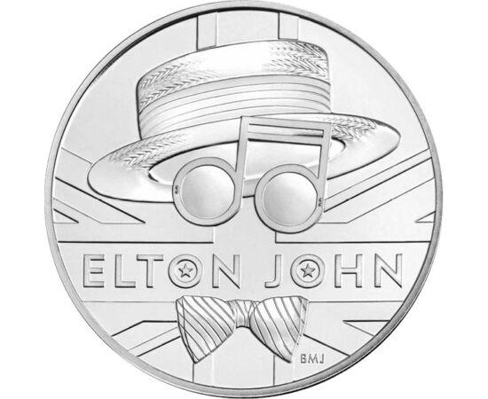 5 lire, Elton John, 2020 Marea Britanie