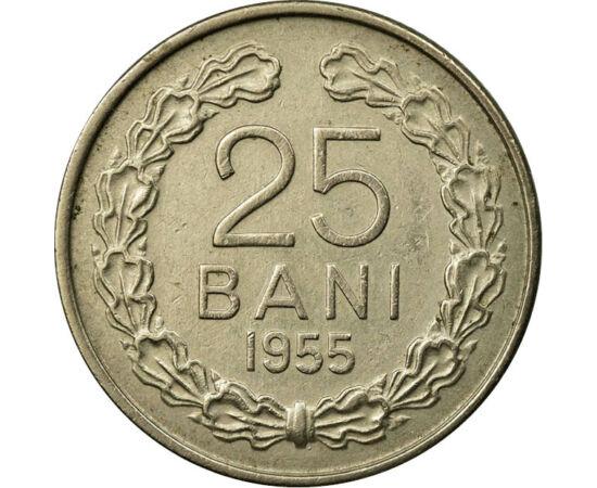 25 bani, România, 1953-55 România