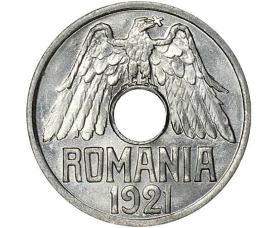 25 bani, Regele Ferdinand, 1921 România