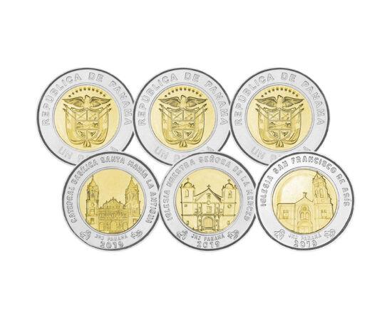 3x1 lire, Catedrale, 2019 Panama