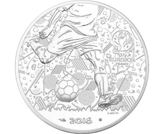 // 10 euro, Franţa, 2016 // - Campionatul European de Fotbal 2016