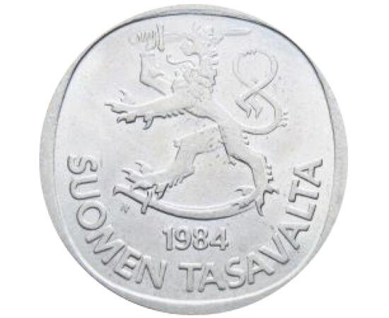 1 markka,Leul her. finland.,1969-93 Finlanda