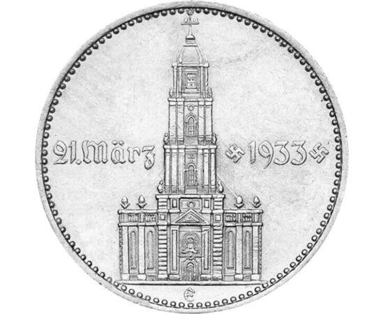 2 mărci,Al III-lea Imperiu, 1934 ez Imperiul German