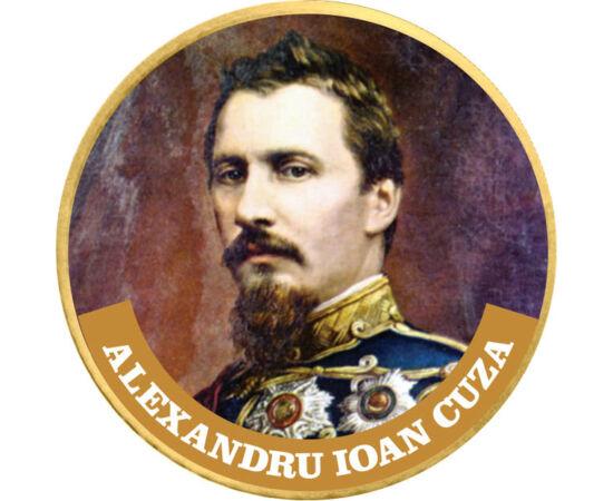 50 cenţi, Alexandru Ioan Cuza piese de colecţie