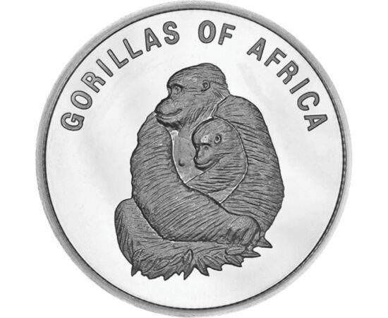 1000 şilingi,Gorile,2002-2003 Uganda