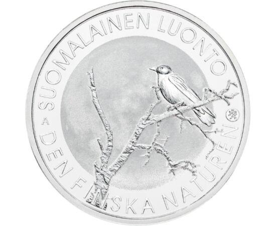 10 euro, Luna plină, Ag, 2017 Finlanda