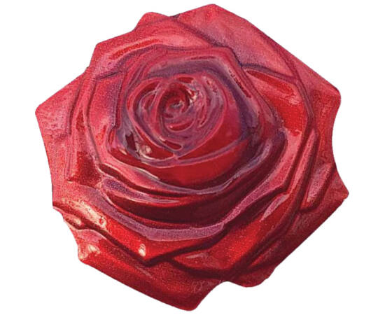 // 2 dolari, argint de 999/1000, Niue, 2021 // - Florile, mesagerii sentimentelor noastre, ne dăruiesc frumuseţe şi ne farmecă cu parfumul lor unic. Deşi trandafirul poate candida la titlul celei mai îndrăgite flori, dispune de o simbolistică profundă, fi