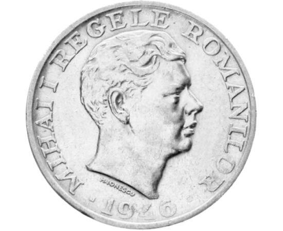 25.000 lei, Regele Mihai I, argint România