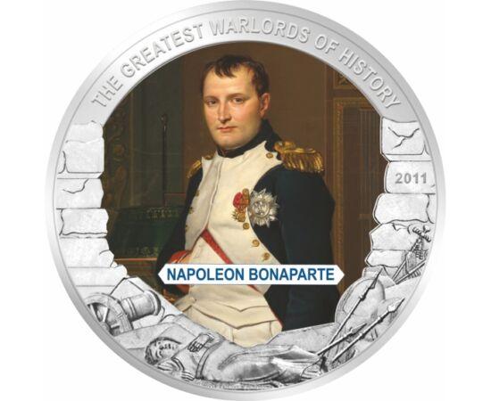 5 dolari, Napoleon, 2011 Liberia
