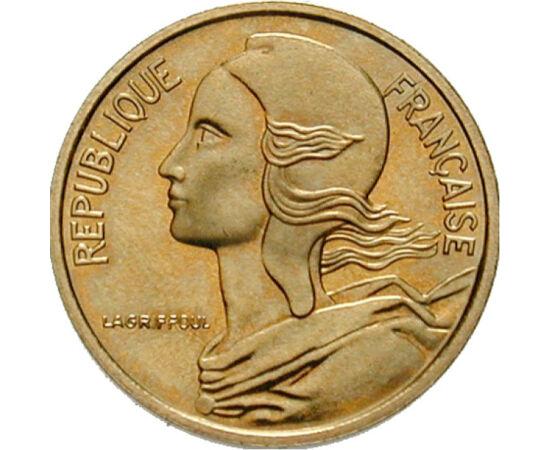 Marianne şi libertatea, 5 cenţi, Franţa, 1966-2001
