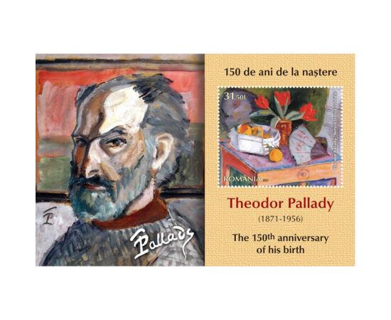Theodor Pallady, 31,50 lei, România, 2021