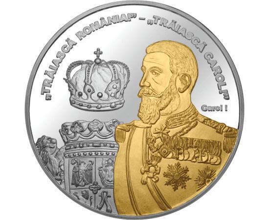 Regele Carol I pl. cu aur, România