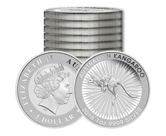// 5x1 dolar, argint de 999,9/1000, Australia, 1998-2021 // - De la izbucnirea pandemiei, interesul pentru metalul preţios a crescut semnificativ, economiile şi investiţiile în argint au devenit din ce în ce mai populare. Profitaţi de ocazie şi începeţi s