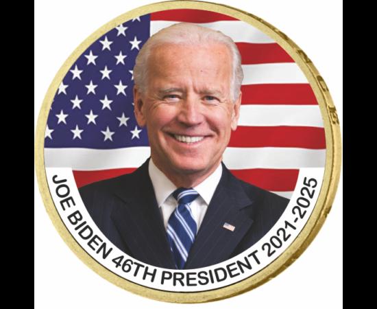Joe Biden - al 46-lea preşedinte al SUA, 1 dolar, SUA