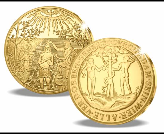 Surpriză de Paşte - scene biblice pe medalii
