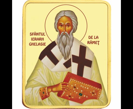 Sf. Ierarh Ghelasie de la Râmeţ piese de colecţie