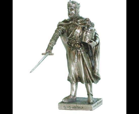 Regele Arthur, statuie