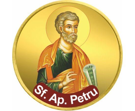 50 cenţi, Sfântul Apostol Petru, CuNi, 2002-2018 UE