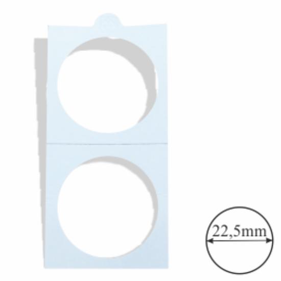 Cartoane pentru monede Ø 22,5