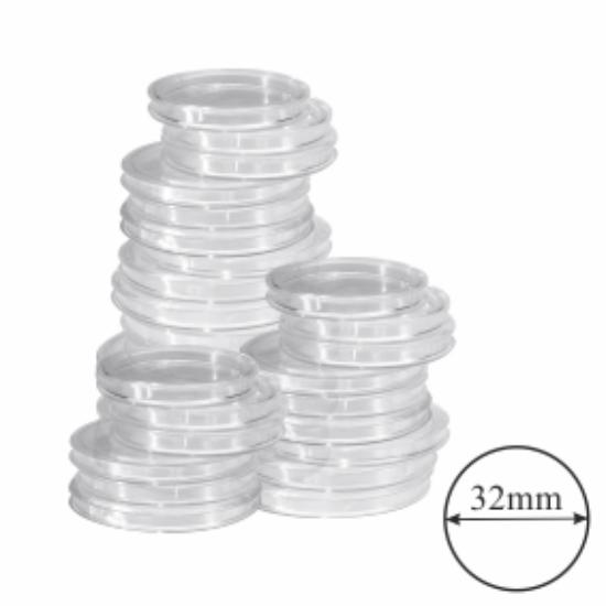 Capsule pentru monede Ø 32