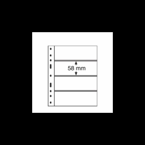 File de album OPTIMATimbre, 4 straifuri