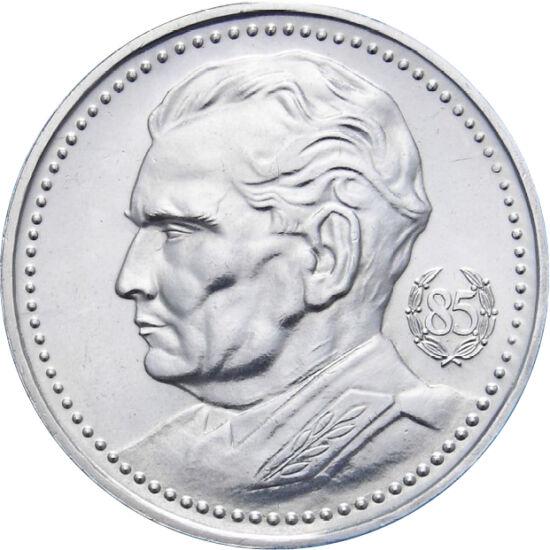 // 200 dinari, argint de 750/1000, Iugoslavia, 1977 // - Josip Broz Tito a fost cel mai mare conducător al Iugoslaviei. Partizanul devenit şef de stat s-a lepădat după război de influenţa sovietică şi a construit un socialism independent. Moneda a fost em