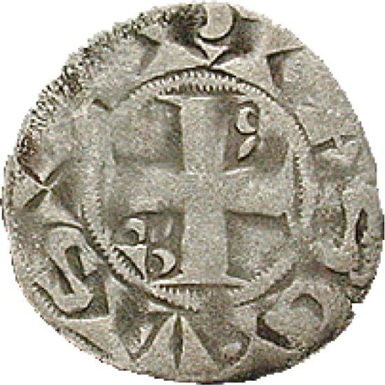 """// denar, argint de 400/1000, Franţa, 1180-1223 // - Filip al II-lea era unul dintre cei mai semnificativi suverani ai Franţei Evului Mediu. A jucat un rol decisiv în dezvoltarea unităţii Regatului Francez, a fost numit şi """"Regele Parisului"""". În timpul do"""