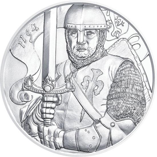 // 1,5 euro, argint de 999/1000, Austria, 2019 // - Monetăria Austriei îşi sărbătoreşte anul acesta 825 de ani de la înfiinţare. În anul 1192, Richard Inimă de Leu, regele Angliei, a plătit către prinţul Leopold al V-lea al Austriei propria recompensă în
